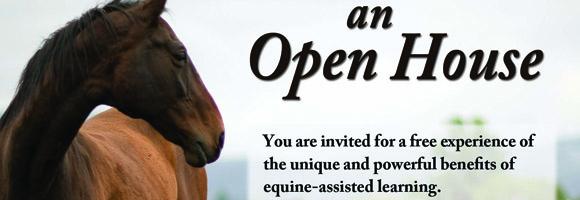 Open House, June 15, September 14