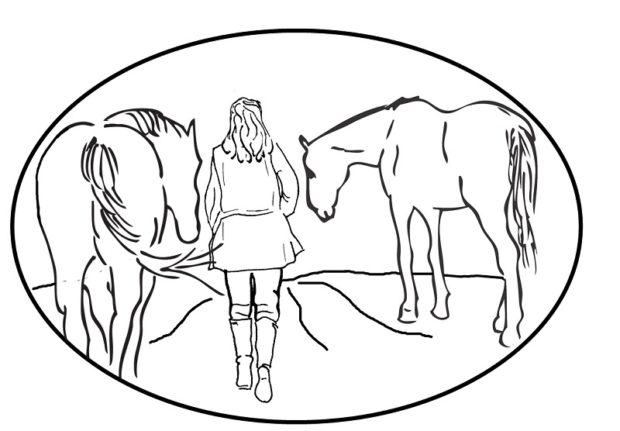 Connecting with the Horses Internally